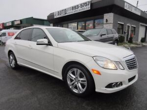 2010 Mercedes-Benz Classe-E E 350 (4Matic, AWD, Navigation, Came