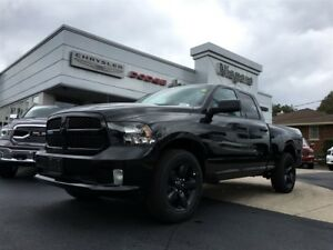 2017 Ram 1500 EXPRESS,20'S,BLUETOOTH,4X4,BLACKOUT