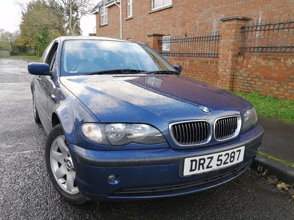 2004 BMW 318i SE, new MOT
