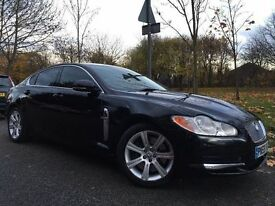 2009 JAGUAR XF V6 LX. BRILLIANT DRIVE.BRAND NEW 1 YEAR MOT. RECENTLY SERVICED.E/W. C/L. CD. A/W. A/C