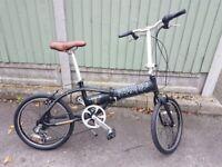 Folding Viking Safari bike