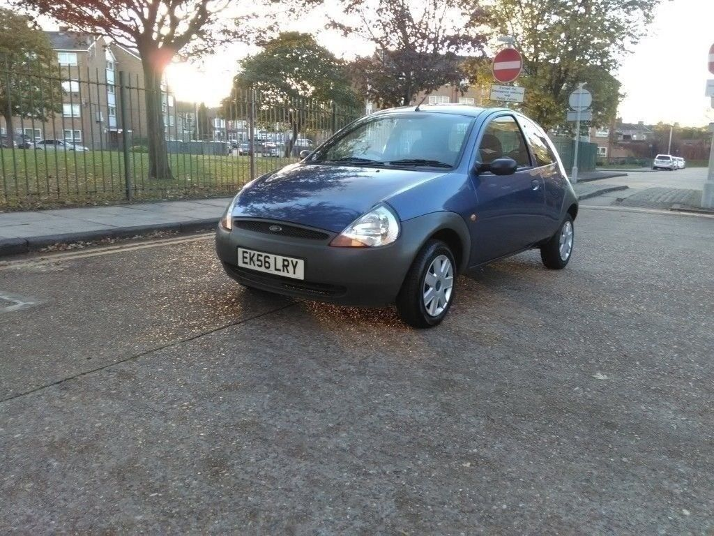 Ford Ka  Year Pefect Condition Low Miles Best Version