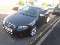 Audi A3 2.0 TDI pedal shift S-Line needs water pomp easy fix bargain!