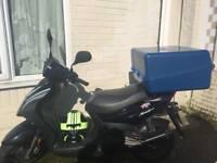 Moped (motorbike)