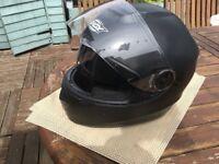 Shox Assault Motorcycle Helmet size S