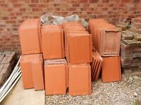 MARLEY Modern Mosborough Red Roof Tiles