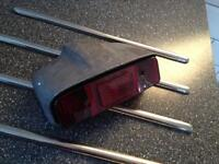 Lambretta series 1 rear light