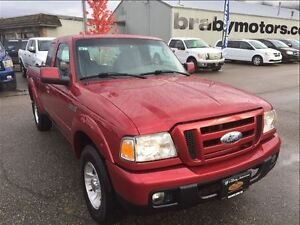 2006 Ford Ranger Sport Auto RWD