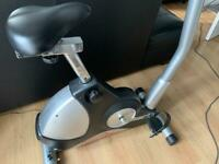 Exercise bike very good condition working order very heavy