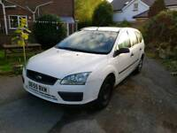 Ford focus estate 55 plate