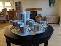 Midwinter Staffordshire Coffee Set