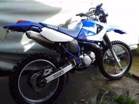 Yamaha dt125r