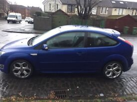 Quick sale wanted Ford Focus ST-3 2.5 Turbo, £5500 ONO for fast sale