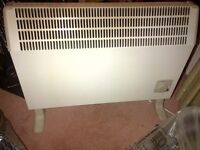2kW convector heater in perfect working order