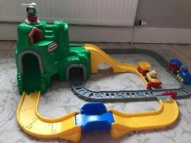 Little tikes mountain railway