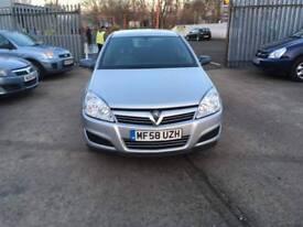 Vauxhall Astra 1.4i breeze Petrol