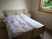 Double bedroom - festival let