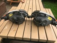 Ford KA Head lights os ns left right 2003 model Car Parts in Southside Other Accessories