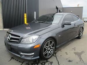 2013 Mercedes-Benz C-Class C 250 AMG COUPE! LEATHER! NAV! PANORA