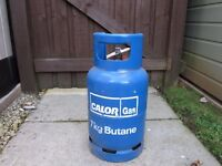 Calor Butane gas bottle