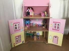 Bigjigs Dolls House