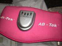 Ab-tek belt