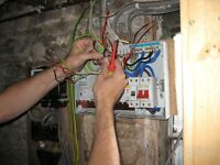 NEED AN ELECTRICIAN? REWIRES, REPAIRS, NEW INSTALLS, CCTV, ALARMS