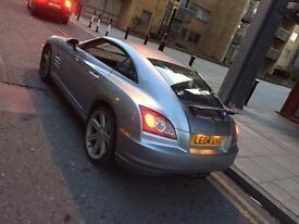 2004 Chrysler Crossfire 3.2L V6 Automatic Petrol/LPG