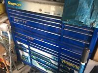 Snap-on toolbox