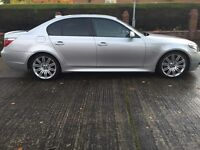 Bmw 525d m sport manual late 2005 // Cash sell may px swap not Honda A4 a3 Toyota x5 wrx ford