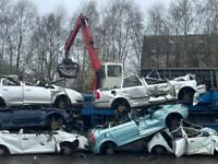 VAUXHALL PETROL CARS WANTED FOR SCRAP £200 MINIMUM CASH PAID