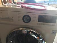 LG washing machine 8kg