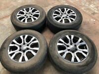 Ford Ranger Wildtrack Alloy Wheels