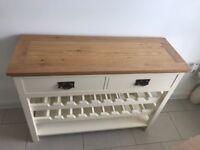 Compton console table