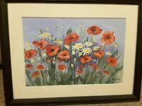 Original watercolour by R A Foster early 20th century
