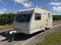 Avondale quantock XL 2 berth caravan