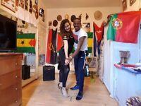 Kizomba & Salsa Classes in East Ham with Rangel Gama
