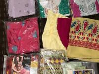 Sale sale sale 80% off big discount winter summer embroidered unstitched amazing deals