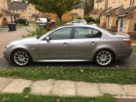 Bmw 5 series 520d M sport Fully loaded comes with long mot and 10 out of 10 body work! Superb runner