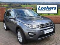 Land Rover Discovery Sport TD4 SE (grey) 2016-09-14