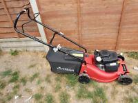 Soveriegn Petrol lawn mower
