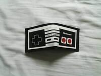 Nintendo Classic NES wallet.