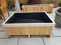 VERY LARGE PLANTER VEG /FLOWER/SANDPIT BOX ?!!!!