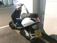 PiaggioZip 50cc very fast 12 months mot