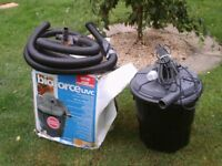 Hozelock Bioforce 1200 UV Filtration Pond System