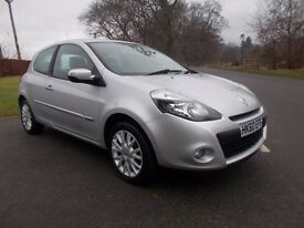 2010 60 RENAULT CLIO 1.2 DYNAMIC TOM TOM 3 DOOR