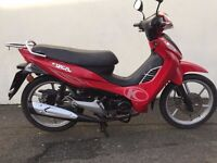 2011 kymco nexxon 125 scooter good clean little scooter motD reduced to £599 to clear