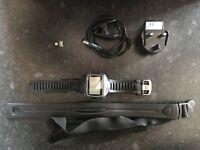 Garmin forerunner 910xt GPS Swim,Bike,Run Watch.