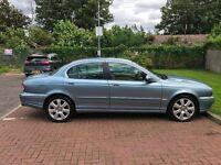 2005 Jaguar X-Type 2.0 D SE 4dr Manual 2.0L @07445775115@