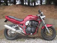 Suzuki Bandit 1200cc with 12months MOT Very nice fast bike